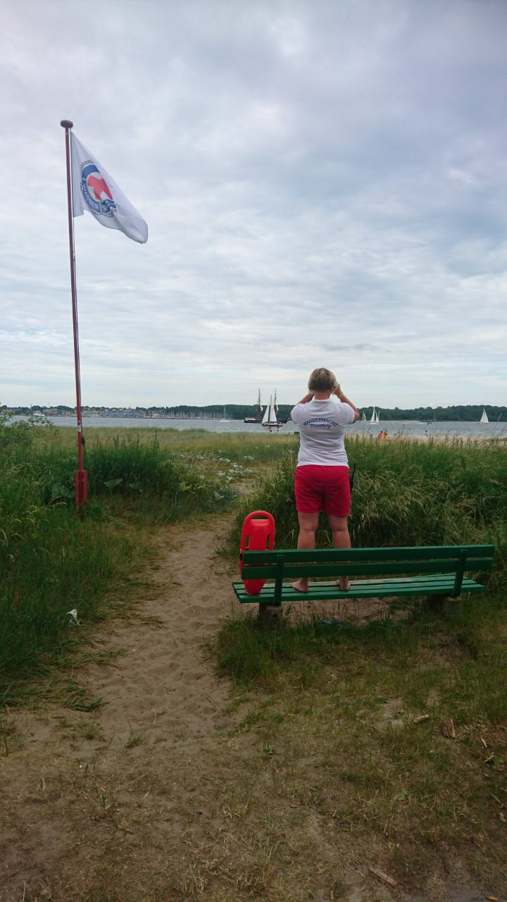 Strandwache Kiel